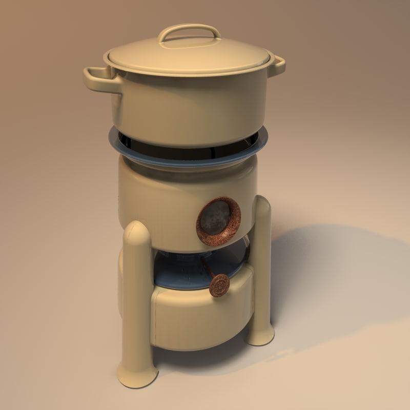 3dm petrol burner