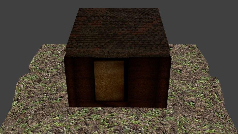 blender shed