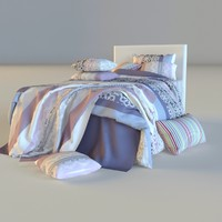 3d children bed linen