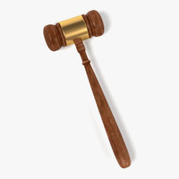 3ds gavel