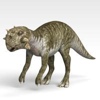 max psittacosaurus dinosaurs