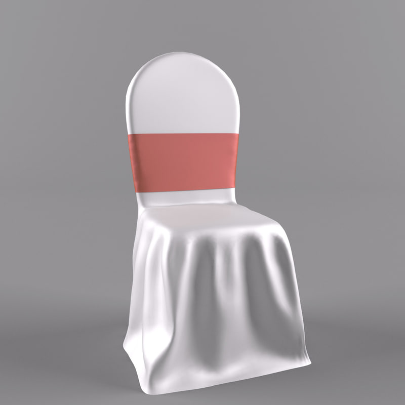 Banquet Chair 3D Models for Download