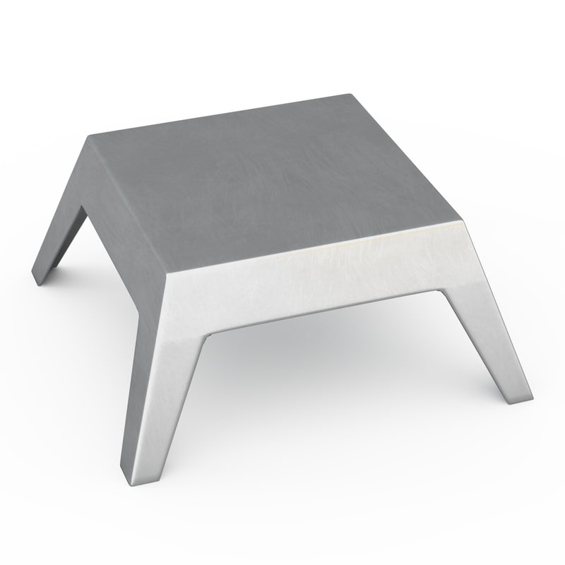 3d model basso table