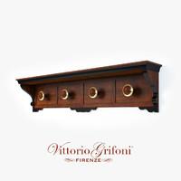 hanger vittorio grifoni - 3d 3ds