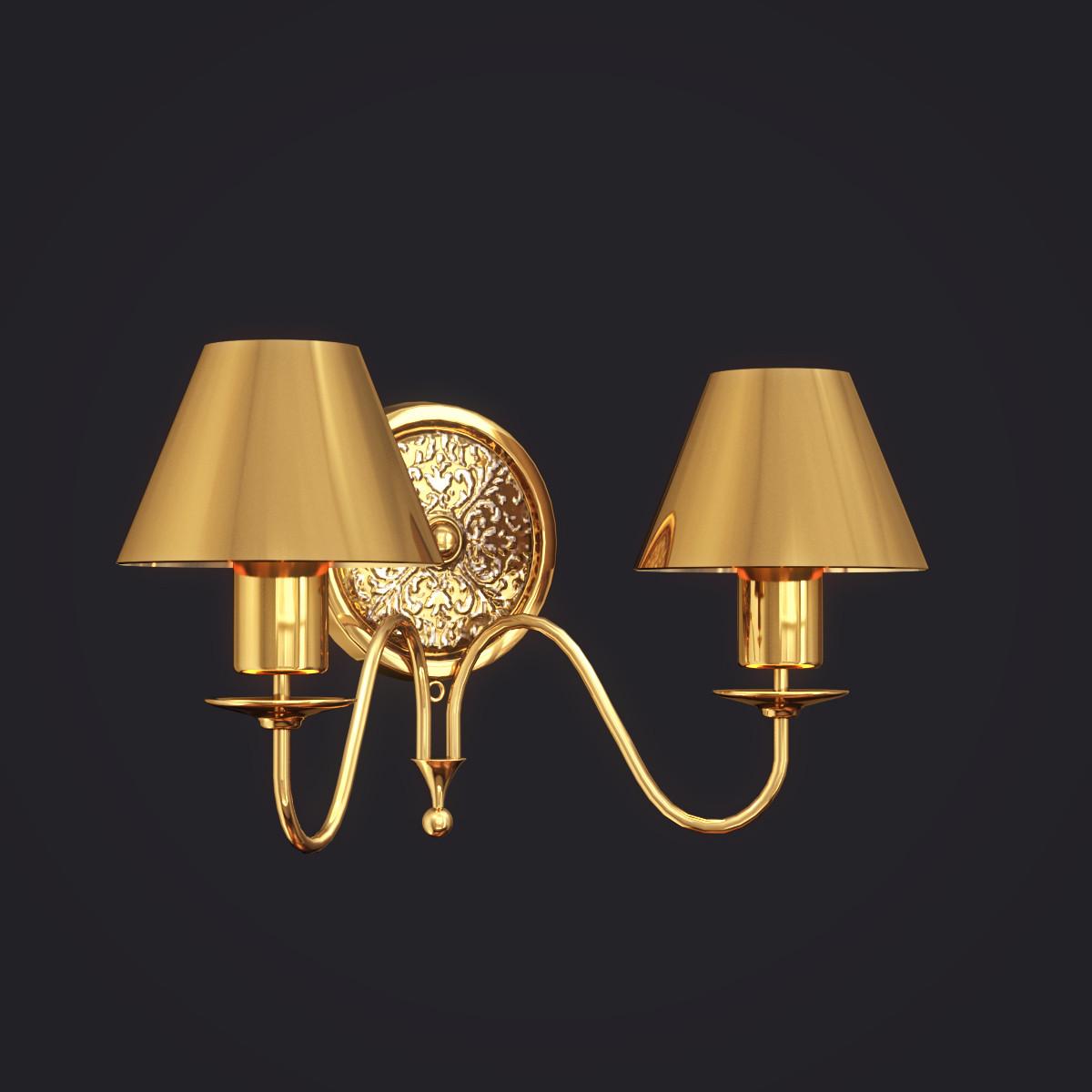 3d lamp art 744 baga