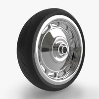 3d wheel tyre moto bike