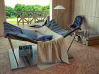 max bed hammock