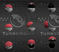pokeball poke ball 3d model