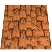 Roof Type 3 Texture Tile
