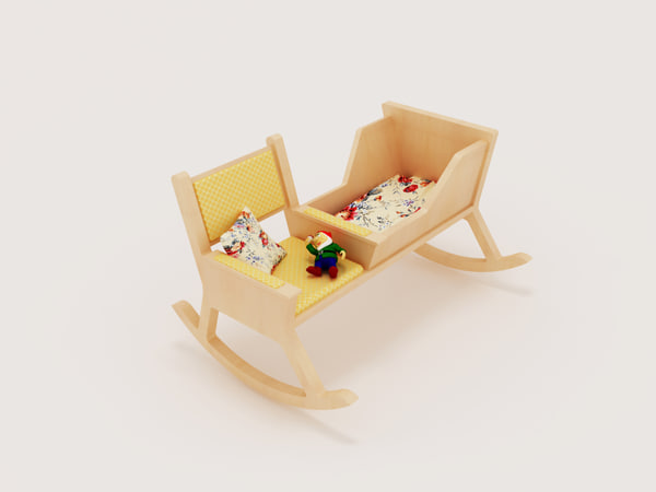 baby cradle max