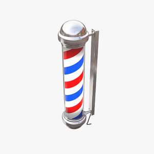 3ds max barber pole