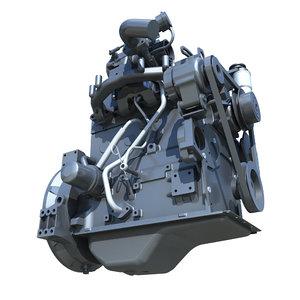 cummins b3 3 engine max