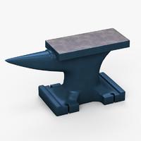 anvil 2 3d model