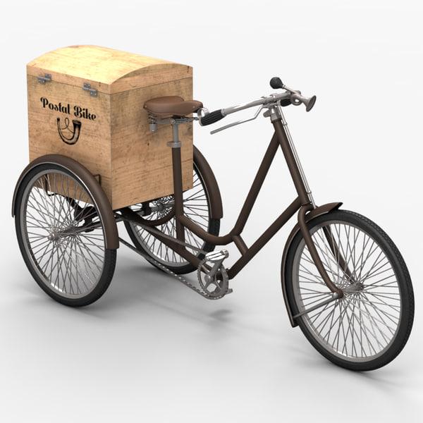 classical postal bike max