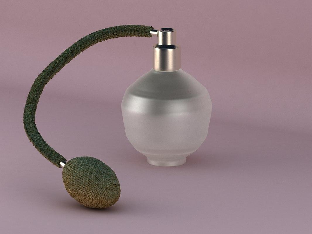 max bottle perfume