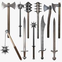 Medieval Weapon Collection
