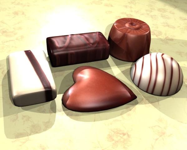blend chocolates