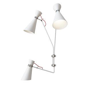 3d delightfull simone wall light model