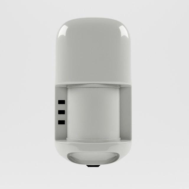 sokol detector 3d max