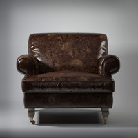 3d baxter chair model