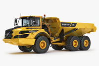 Articulated Truck VOLVO A25G