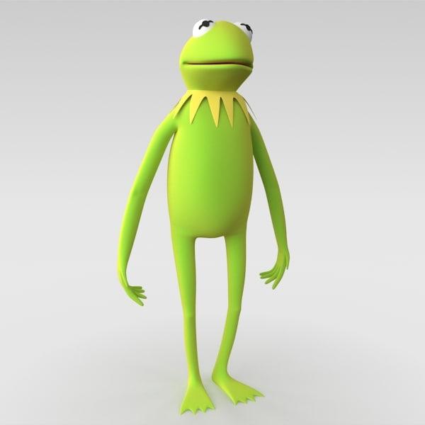 kermit frog max