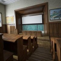 3d model lecture universities
