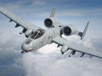 A-10 Thunderbolt Fairchild Republic