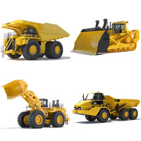 Collection Mining Machines 1