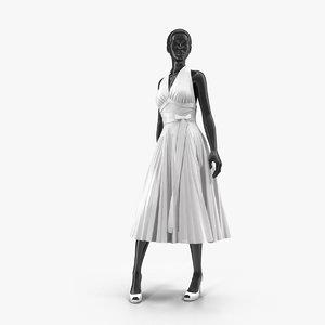 3d showroom mannequin 032