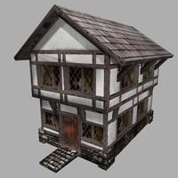 medieval house lwo
