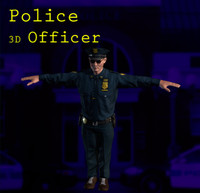 x police officer