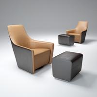 foster-armchair obj