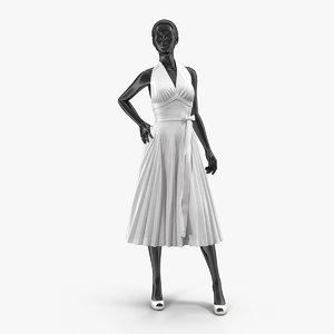 showroom mannequin 033 3d max