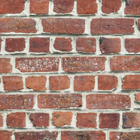Red Brick, Staggered Sizes