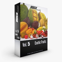 NICEMODELS Vol 5 - Exotic Fruits