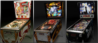 Pinball Machine Collection