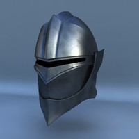 Knight Helmet A