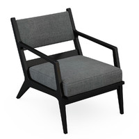 armchair nino 3d model