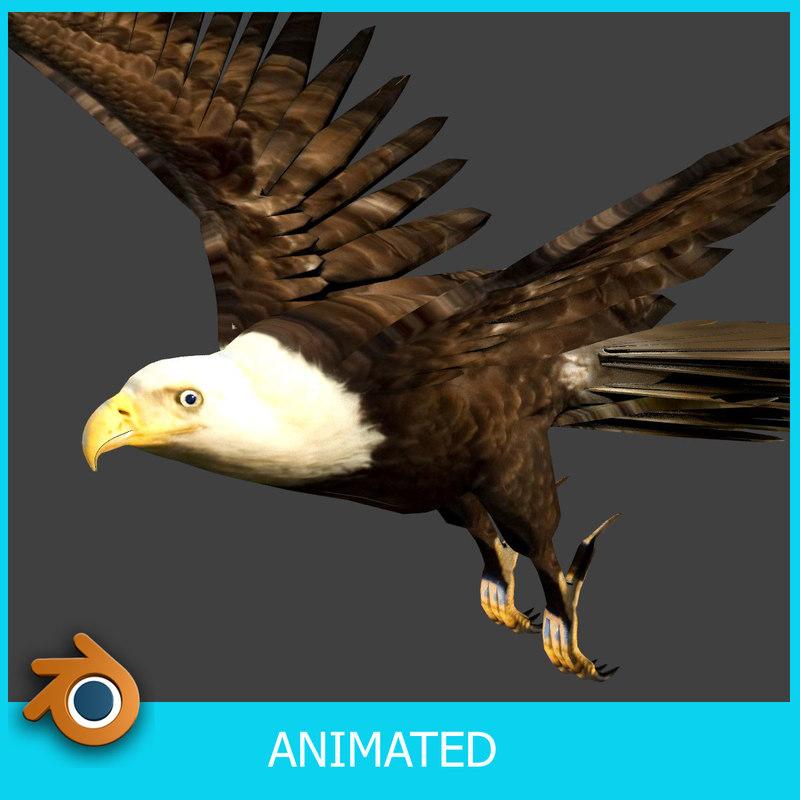 bald eagle blend