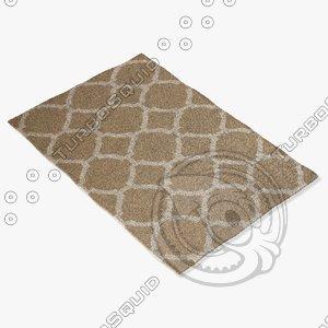 jaipur rugs mr20 3d model