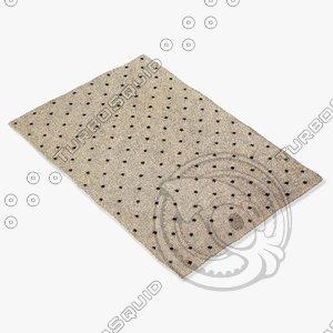 3ds max jaipur rugs mr109