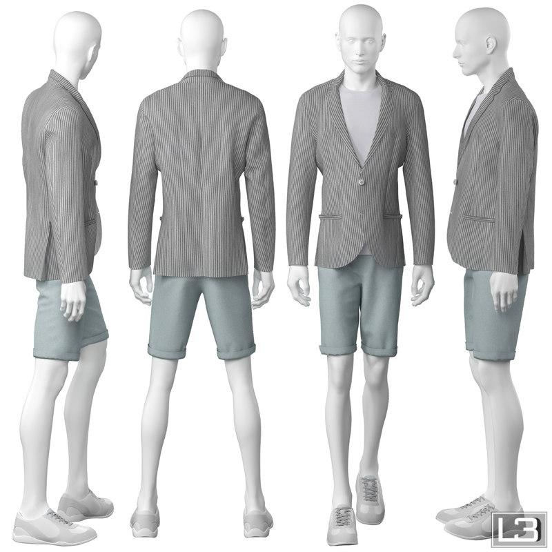 man mannequin max