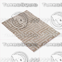 3d model jaipur rugs md28