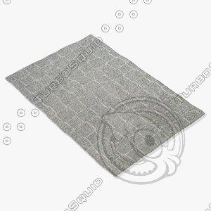 3d jaipur rugs man03 model