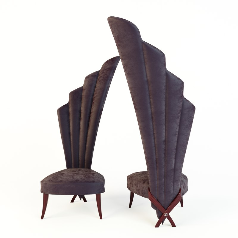 max chair christopher guy