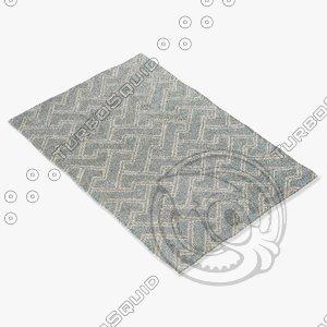 jaipur rugs loe10 3d max