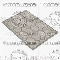3d jaipur rugs loe09 model