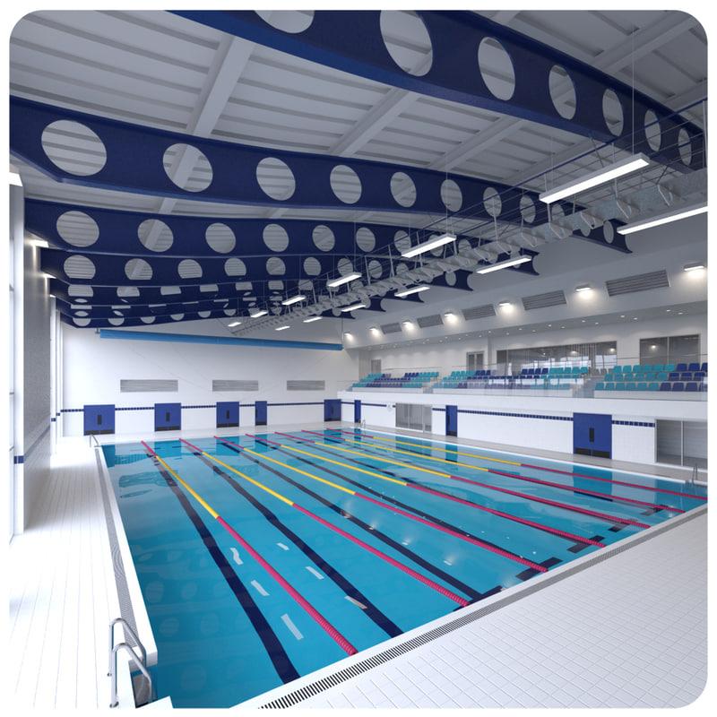 max school indoor pool