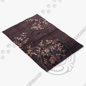3dsmax jaipur rugs j251